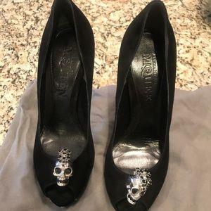Alexander McQueen heels